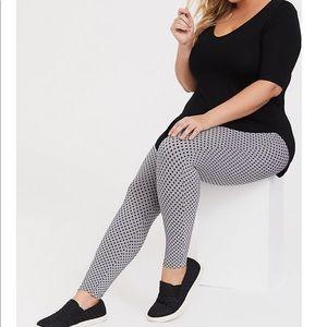 NWT torrid size 3 polka dot premium leggings
